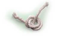 Tightly wound string
